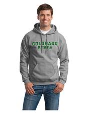 CSU Rams Grey Colorado State Hoodie